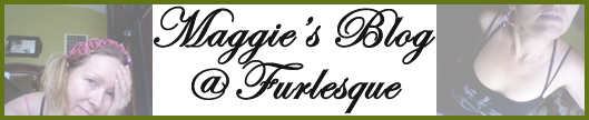 Maggie's Blog at Furlesque